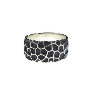 v. hararuk fashion silver jewelry strain925 ring_VHSR03