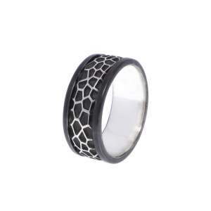 v. hararuk fashion silver jewelry strain925 ring_VHSR08