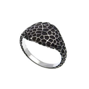 v. hararuk fashion silver jewelry strain925 ring_VHSR11
